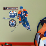 Jordan Eberle Jr. Autocollant mural