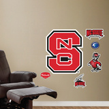 North Carolina State Logo Wall Decal