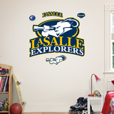 La Salle University Logo Wall Decal
