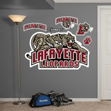 Lafayette College Logo Wall Decal