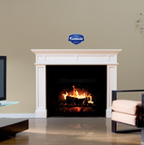 Fireplace Wallsticker