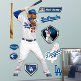 Matt Kemp Wall Decal