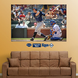 Evan Longoria Mural Wall Decal