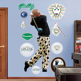 John Daly 2 Wall Decal Wall Decal