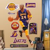 Kobe Bryant 2012 (sticker murale) Decalcomania da muro