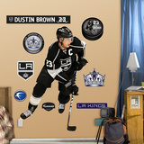 Dustin Brown Wall Decal