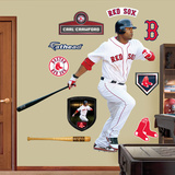 Carl Crawford Wall Decal