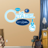 Citadel Logo Wall Decal