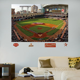Houston Astros Minute Maid Park Stadium Mural   Wall Decal