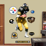 Franco Harris   Wall Decal