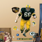Ray Nitschke   Wall Decal