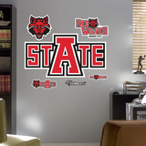 Arkansas State Logo Wall Decal
