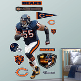 Lance Briggs Wall Decal