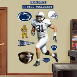 Paul Posluszny Penn State Wall Decal