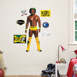 Kofi Kingston Jr.   Wall Decal