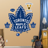 Toronto Maple Leafs Classic Logo Wall Decal