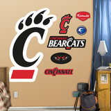 University of Cincinnati Logo Wall Decal
