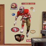 Roger Craig   Wall Decal