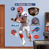 Thurman Thomas Wall Decal