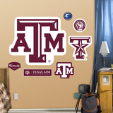Texas A&M Logo   Wall Decal