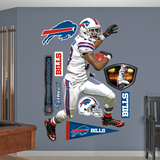 Stevie Johnson 2011 Wall Decal