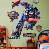 Transformers: Optimus Prime Wall Decal
