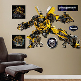 Bumblebee: Transformers3 Wall Decal