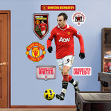Dimitar Berbatov Wall Decal
