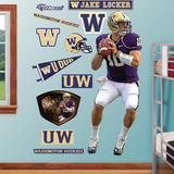 Jake Locker Washington   Wall Decal