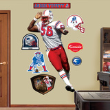 Andre Tippett   Wall Decal