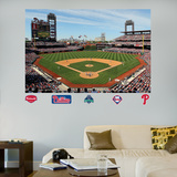 Philadelphia Phillies Citizens Bank Park Stadium Mural Autocollant mural