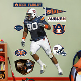 Nick Fairley Auburn   Wall Decal