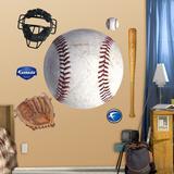 Baseball Wall Decal