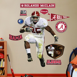 Rolando McClain Alabama Wall Decal