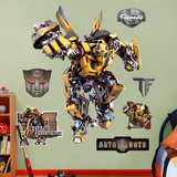 Transformers: Bumblebee   Wall Decal