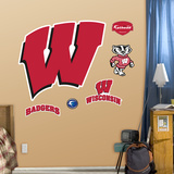 Wisconsin Logo Wall Decal