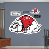 Gardner Webb Logo Wall Decal