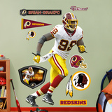 Brian Orakpo Wall Decal