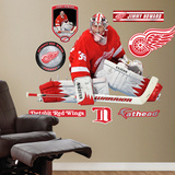 Jimmy Howard Wall Decal