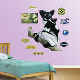 Indri Lemur Wall Decal