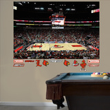 Louisville Basketball Mural Wall Decal