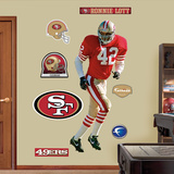 Ronnie Lott Wall Decal