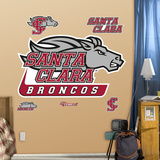 Santa Clara University Wall Decal