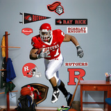 Ray Rice Rutgers Wall Decal