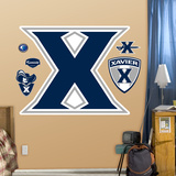 Xavier University Logo Wall Decal