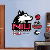 Northern Illinois 2011 Logo Wall Decal