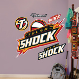 Tulsa Shock Logo Wall Decal