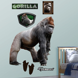 Generic Gorilla Wall Decal