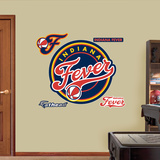 Indiana Fever Logo   Wall Decal