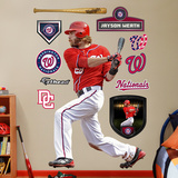 Jayson Werth   Wall Decal